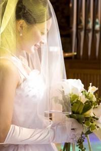 お見合い結婚 結婚式